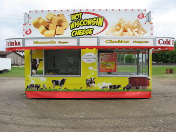 Concession Trailers Rapsure Nappanee IN Options